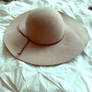 Nordstrom BP Blush Floppy Hat